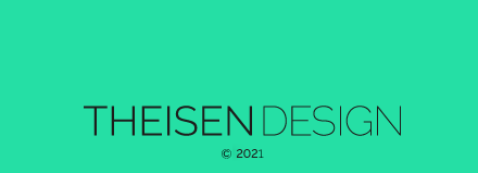 Theisen Design - Graphic Design & Web design